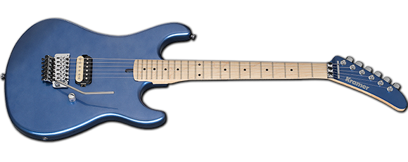 Kramer Guitars, Original Collection, The 84 - Blue Metallic