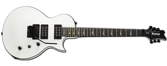 Kramer Guitars, Modern Collection, Assault 220 - White